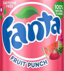 Fanta Fruit Punch