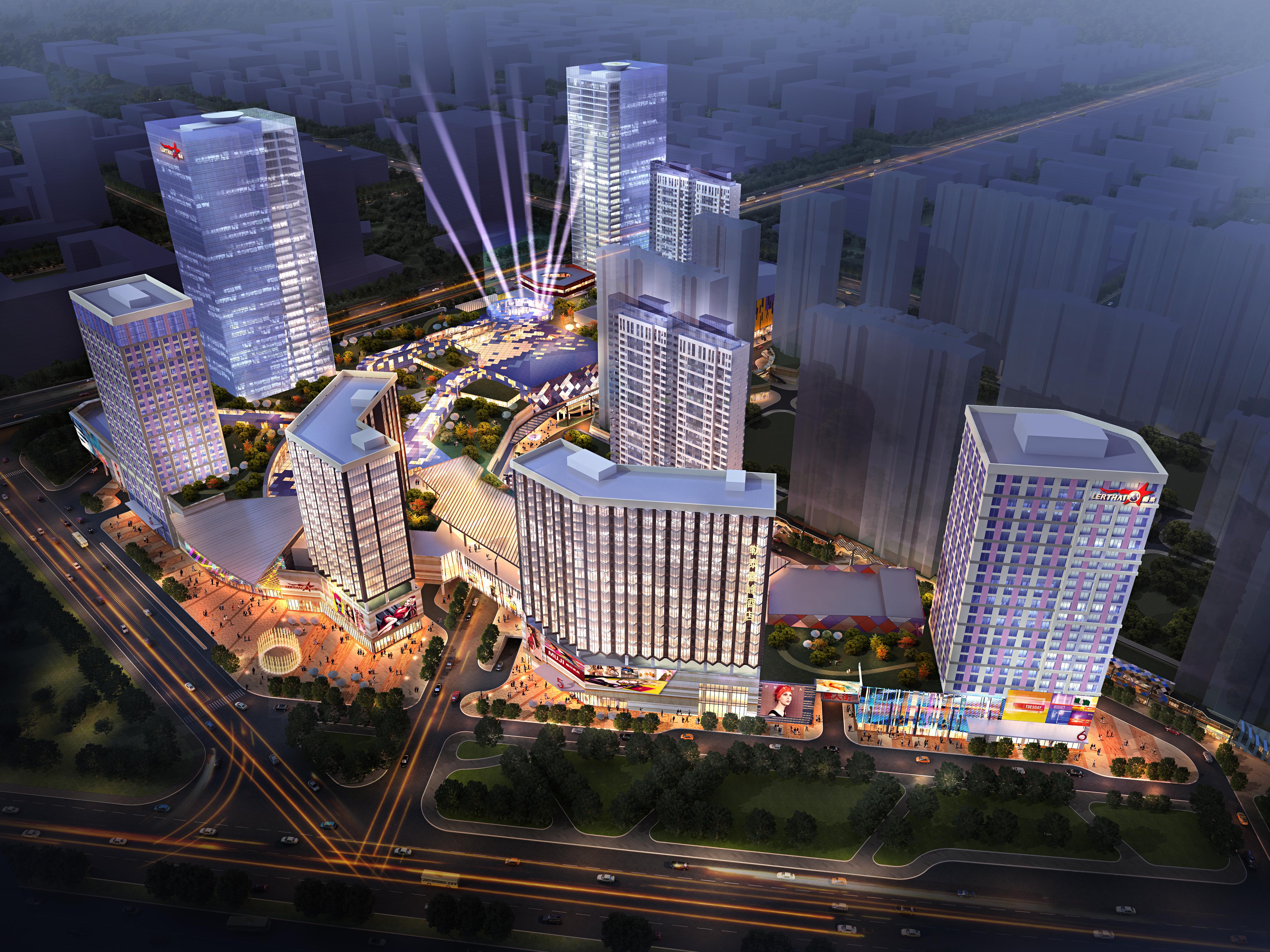 Tangshan Westrail City
