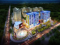 Guilin Xingjin Plaza aerial