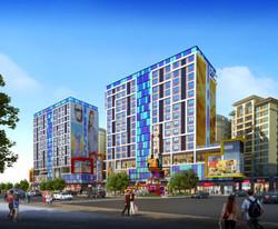 Guilin Xingjin Plaza street view