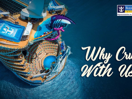 WHY CRUISE WITH US