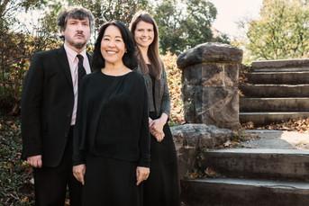 Alcott Trio, Adrienne Kim, Emily Popham, Robert La Rue