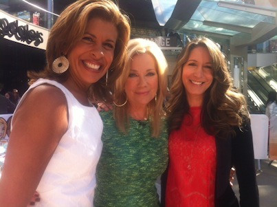 today show hoda koitb and kathie lee gif