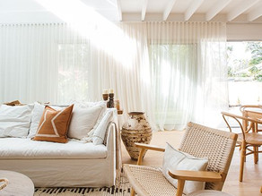 5 Tips to Bring the Outside, Inside... Improve your Home, Health & Happiness
