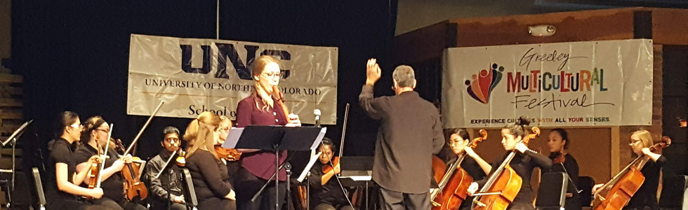 """Premiere of """"Petroglyphs"""" for Native American flute, strings and orchestra"""