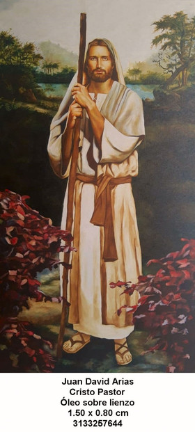 Cristo Pastor