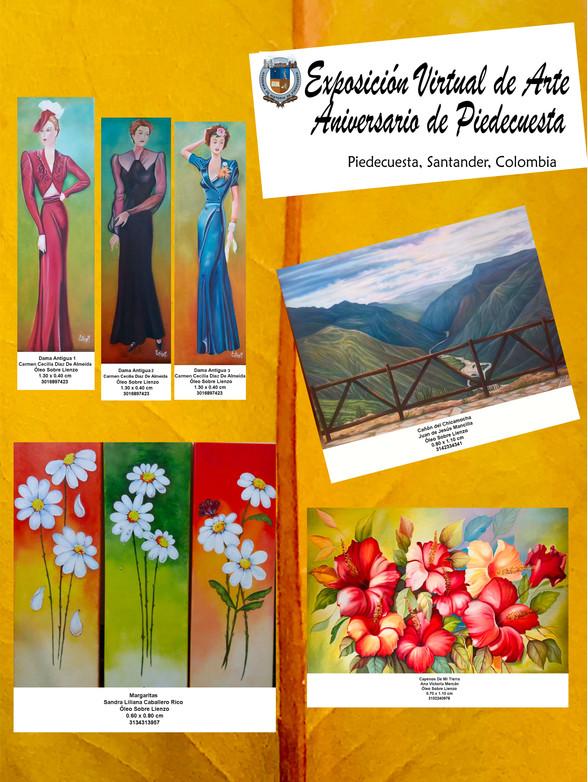 Muestra de Arte Virtual