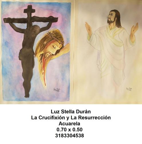 La Crucifixión y La Resurrección