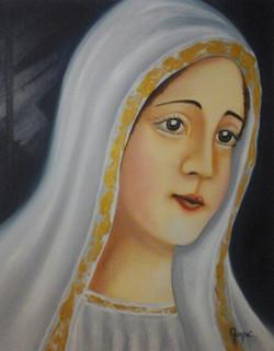 Virgen de Fátima (Fredy Jesús García Peñ