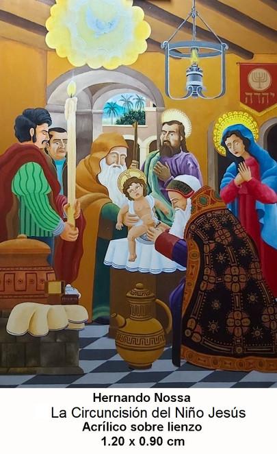 La Circuncisión del Niño Jesús