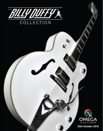 The Billy Duffy 2019 Catalogue