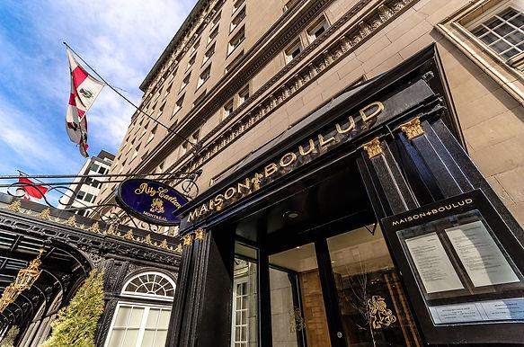 Maison Boulud at the Ritz-Carlton Montre