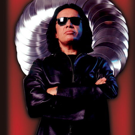 Interview with Gene Simmons, Rock Legend & Entrepreneur