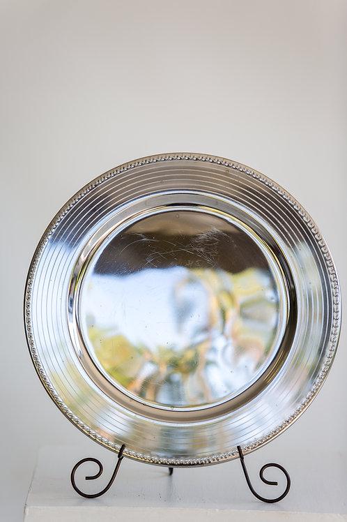 Underplate - Silver