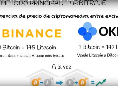 ¿Cómo hacer arbitraje con bitcoin?