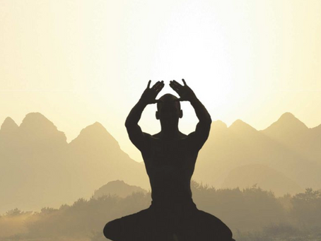 Energy Goes Where Your Attention Goes: Healing The Mind And Body With Qigong