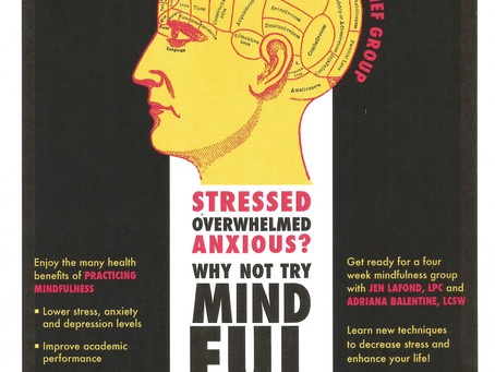 Mindfulness Group for Front Range Community College Students