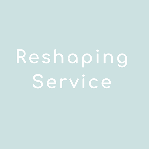 Reshaping Service