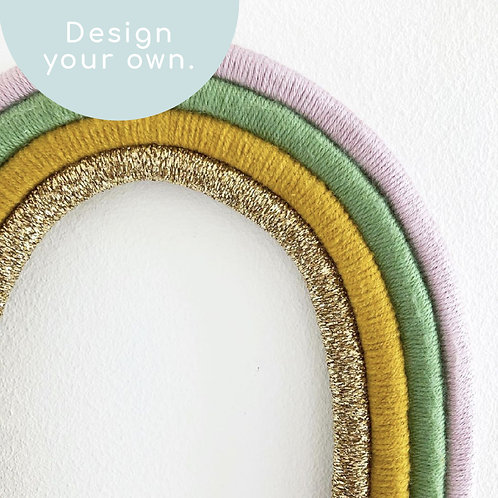 Design Your Own Middy Rainbow