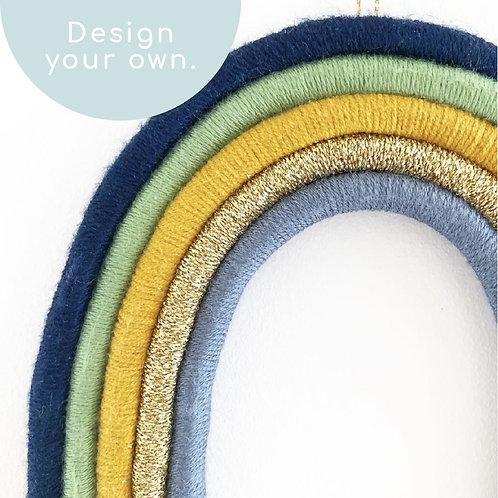 Design Your Own Biggy Rainbow