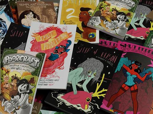 Outros tipos de leitura: 7 quadrinhos que não são de Super-Heróis