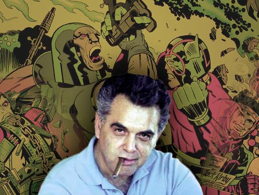 50 anos do Quarto Mundo de Jack Kirby