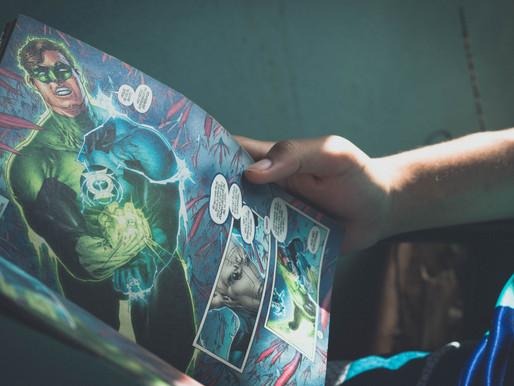 A grande lista de termos para leitores novatos de histórias em quadrinhos!