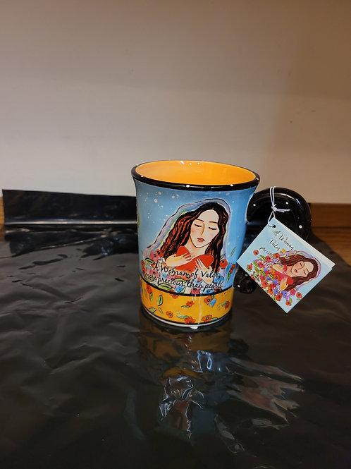 Women of Valor Coffee Mug