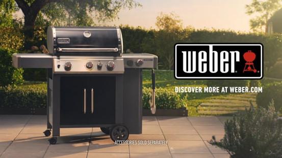 Weber Genesis Brand Promise