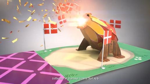 Danske Spil - Casino Fødseldagsfest