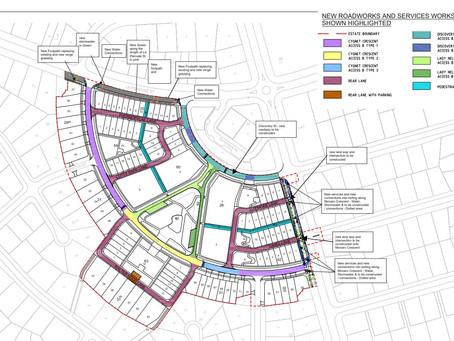 Walkway & footpath temporary closures & upgrades