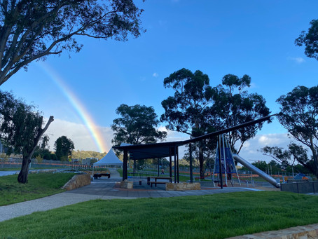 Park now open - all welcome!