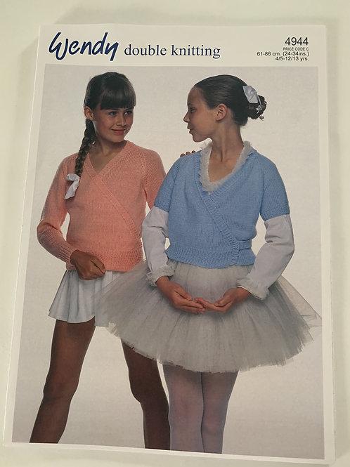 DK Children's Ballet Top Pattern