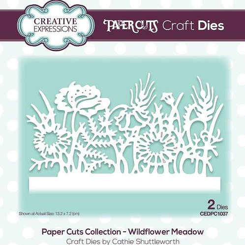 Paper Cuts Collection - Wildflower Meadow