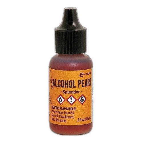 Alcohol ink -Pearl - Splendor