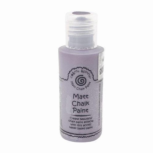Matt Chalk Paint - Grey Haze - 50ml