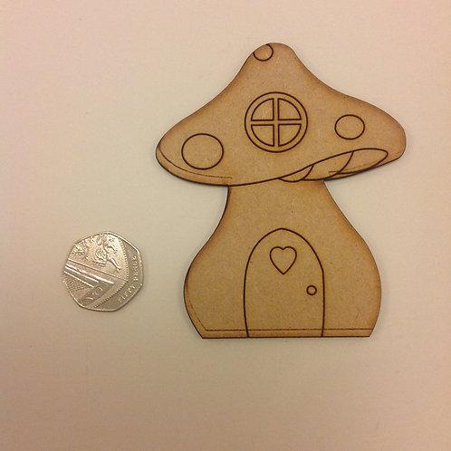 Mdf mushroom