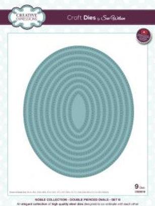 Sue Wilson - Double Pierced Ovals - Set B