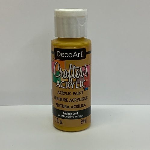 Antique Gold - Crafters Acrylic