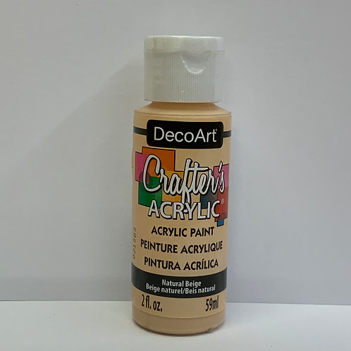 Natural Beige - Crafters Acrylic