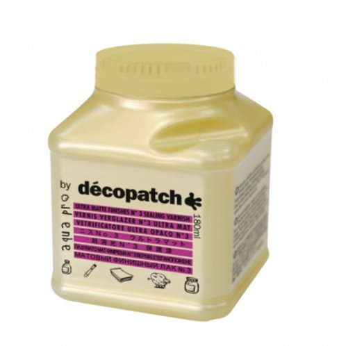 Decopatch Varnish