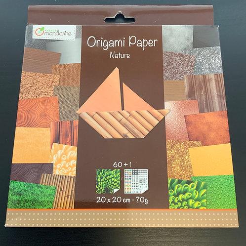 Origami 20cmx20cm