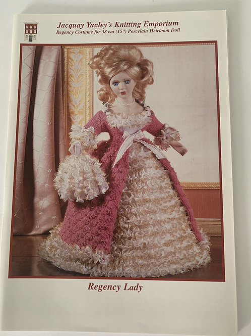 DK Dolls Clothes Pattern