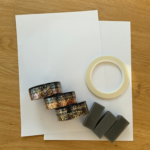 Aurora Flake - Bundle Pack ~ Gold Trio