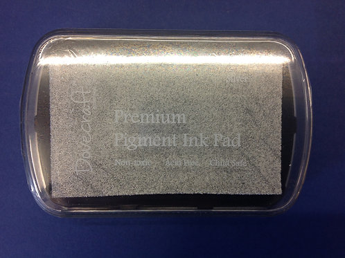 Pigment Ink - Silver