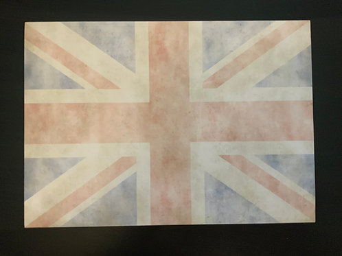 A4 Card- SALE - Union Jack