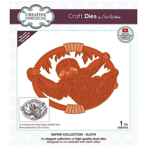 Sloth - Craft Die*