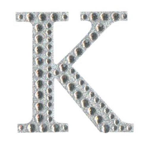 K - Gem Sticker