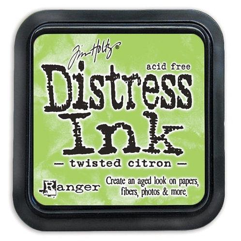 Twisted Citron - Distress  Ink Pad