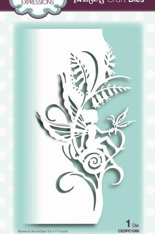 Paper Cuts Collection - Bluebell Fairy Edger